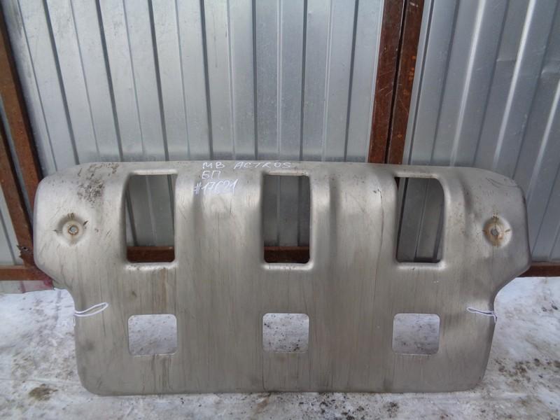 Защита - щиток радиатора Mercedes Truck (Грузовые И Коммерческие) Actros