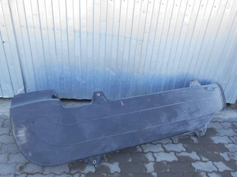 Воздухозаборник - патрубок системы впуска воздуха Mercedes Truck (Грузовые И