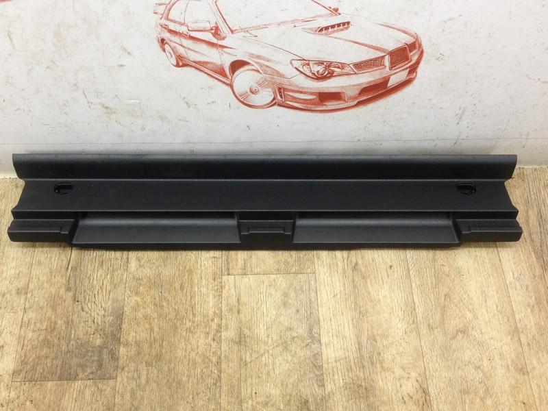 Обшивка багажника - панель задка Mercedes B-Klasse (W246) 2011-2018