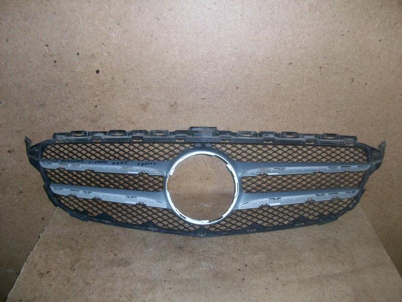 Решетка радиатора Mercedes C-Klasse (W205) 2013-Н.в. 2013