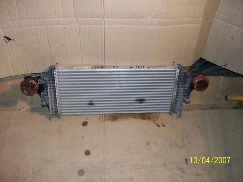 Интеркулер - радиатор промежуточного охлаждения воздуха Mercedes Gl-Klasse (W164) 2006-2012