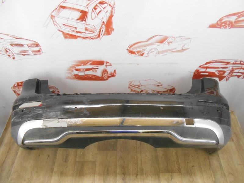 Бампер задний Mercedes Gl-Klasse (X166) 2012-2015