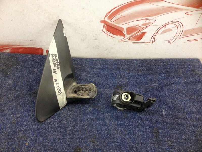 Зеркало левое - кронштейн (поворотный механизм) Nissan Almera (2006-2012) Classic