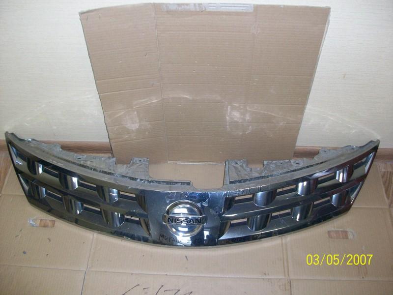 Решетка радиатора Nissan Murano (2002-2007)