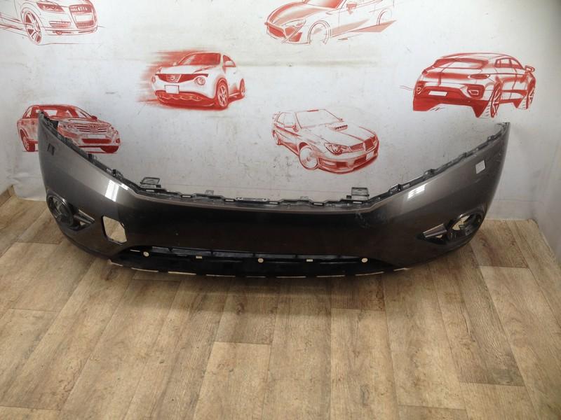 Бампер передний Nissan Pathfinder (2014-2017)