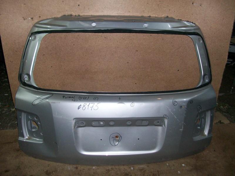 Дверь багажника Nissan Patrol (2010-2017)