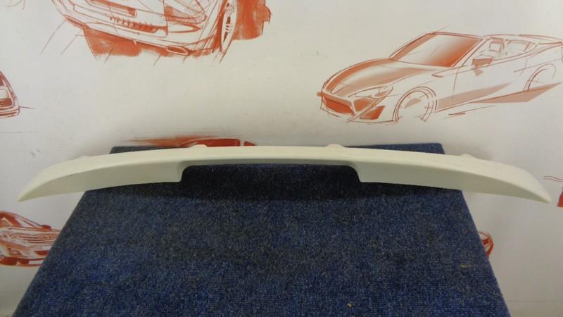 Спойлер-антикрыло двери/крышки багажника Nissan Qashqai (2006-2013)