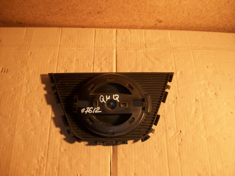 Решетка радиатора - накладка Nissan Qashqai (2006-2013) 2010