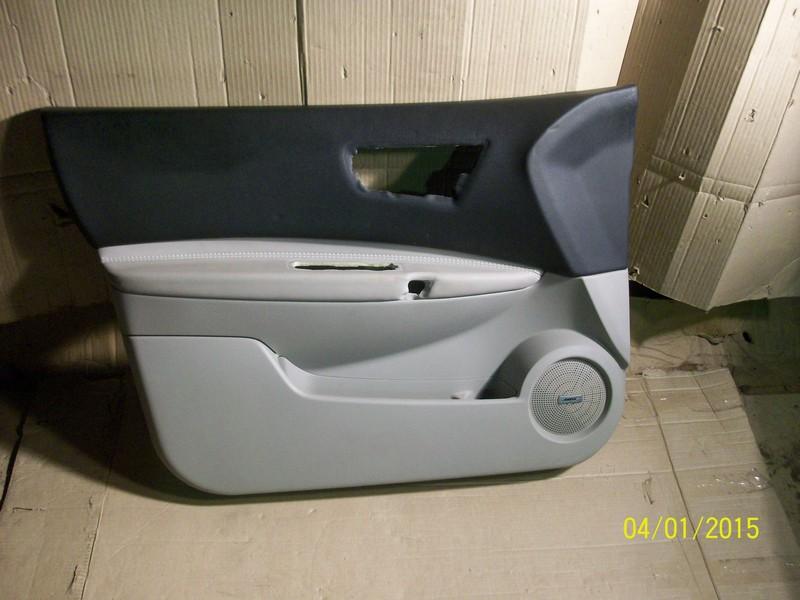 Обшивка двери передней левой Nissan Qashqai (2006-2013)