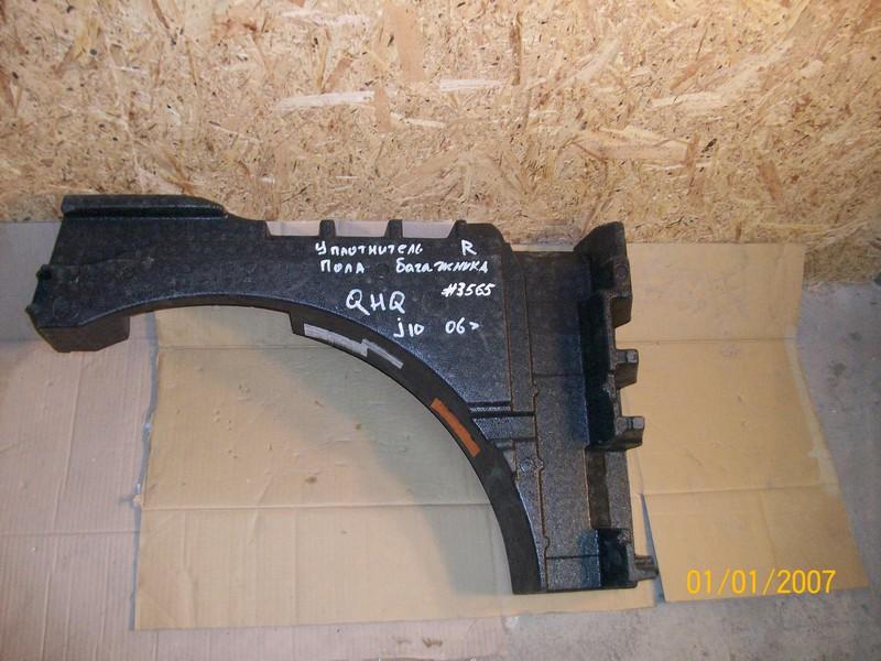 Обшивка багажника - прочие компоненты (ниши, пеналы и др.) Nissan Qashqai (2006-2013) правая