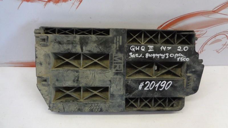 Диффузор радиатора охлаждения - рамка вентиляторов Nissan Qashqai (2013-Н.в.) правый
