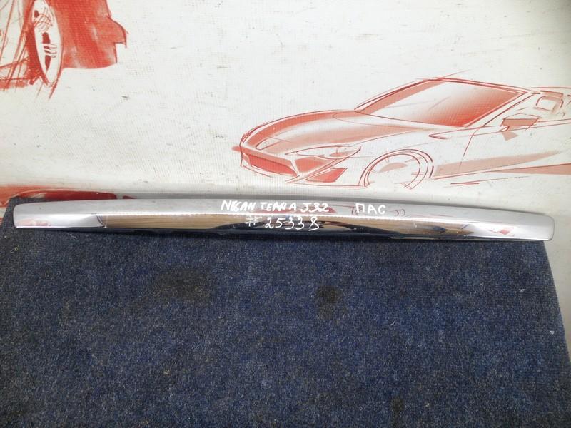 Ручка (молдинг) крышки багажника Nissan Teana (2008-2014)