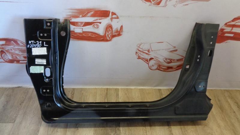 Кузов - порог (обрезок) Nissan X-Trail (2007-2015) левый