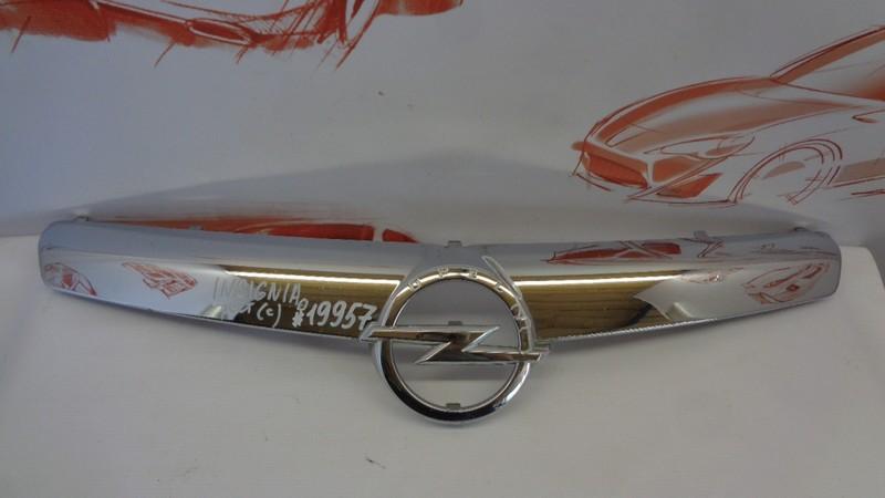 Решетка радиатора Opel Insignia (2008-2015) 2008-2013