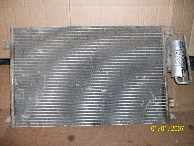 Конденсер (радиатор кондиционера) Opel Vectra - C (2002-2008)