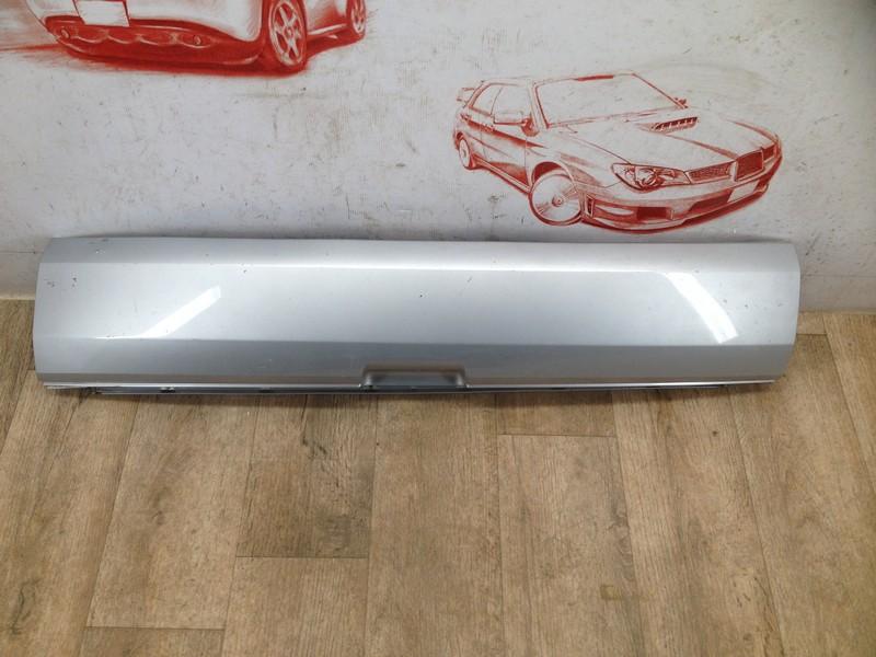 Накладка / молдинг двери багажника Peugeot 3008 (2010-2017)