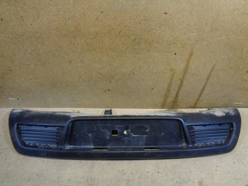 Спойлер (накладка) бампера заднего Peugeot 308 (2007-2015) 2011
