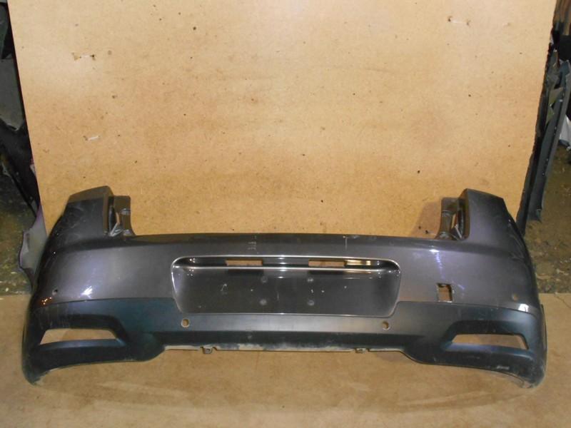 Бампер задний Peugeot 4008 (2012-2015)