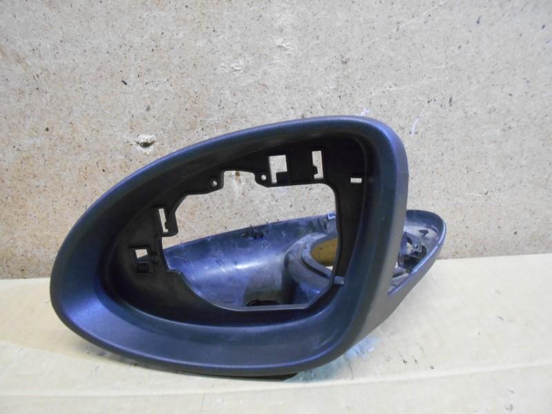 Зеркало левое - рамка (окантовка) Porsche Cayenne (2010-2018)