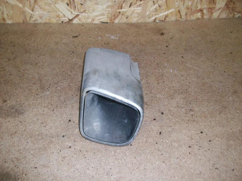 Выхлопная система - насадка глушителя Porsche Panamera (2009-2016) правая