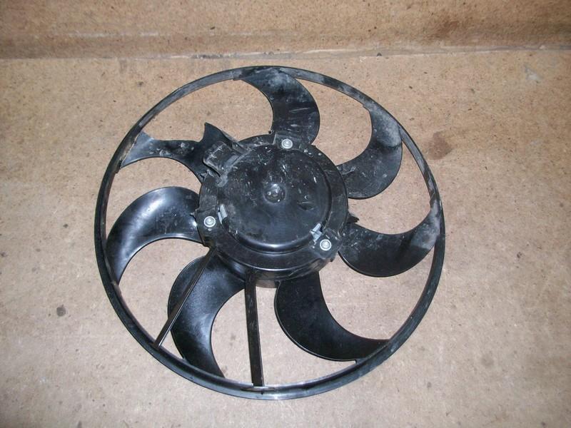 Вентилятор радиатора охлаждения - мотор Renault Duster (2010-Н.в.)