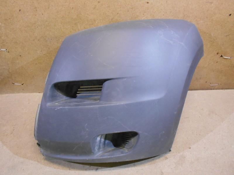 Бампер передний Citroen Jumper 2006-Н.в. 2006 левый