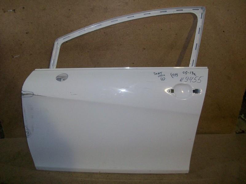 Дверь передняя левая Seat Leon (2005-2012)