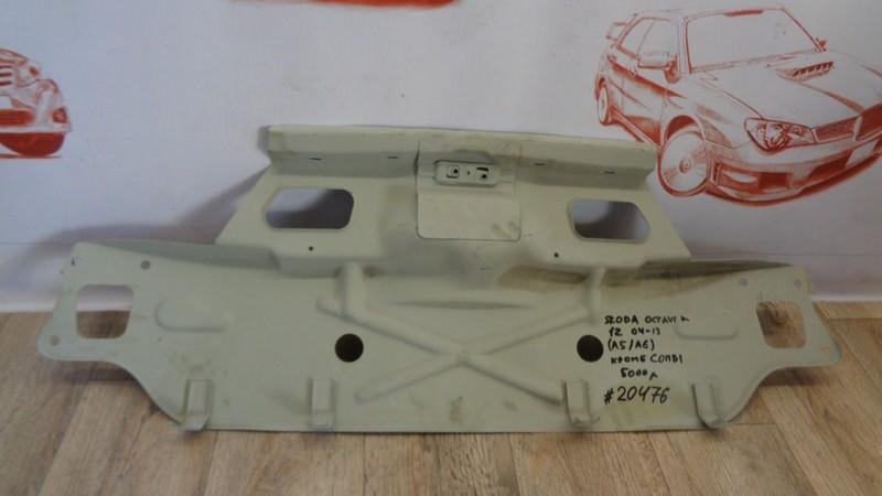 Кузов - панель задка Skoda Octavia (2004-2013)