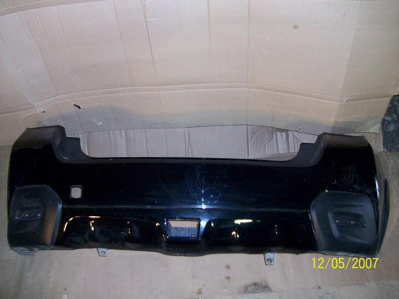 Бампер задний Subaru Xv (G33) 2011-2017
