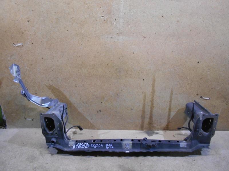 Панель передка (телевизор) - балка радиатора Subaru Legacy (B13) 2003-2009