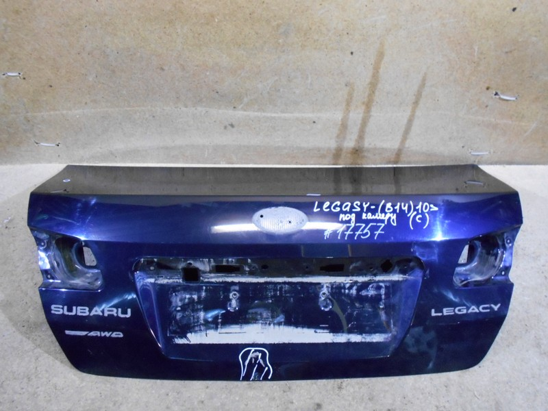 Крышка багажника Subaru Legacy (B14) 2009-2015