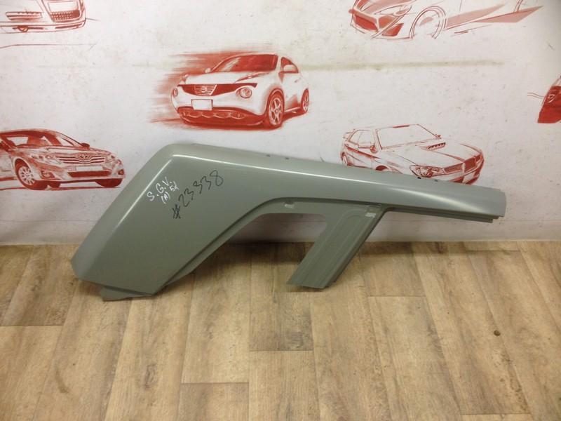 Кузов - боковина (обрезок) Suzuki Grand Vitara (2005-2017) задний правый верхний