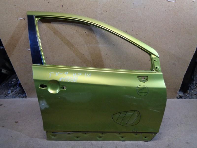 Дверь передняя правая Suzuki Sx-4 (2013-Н.в.)