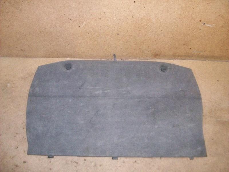 Обшивка багажника - напольное покрытие (ковролин) Toyota Prius (2003-2009) нижняя