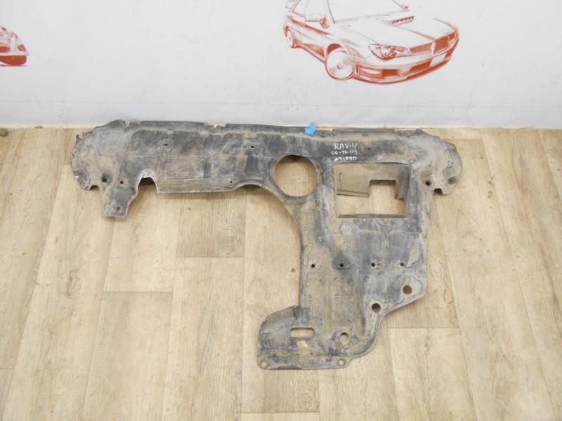 Защита моторного отсека - пыльник двс Toyota Rav-4 (Xa30) 2005-2013