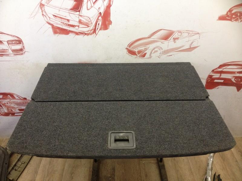 Обшивка багажника - напольное покрытие (ковролин) Volkswagen Tiguan (2007-2017)