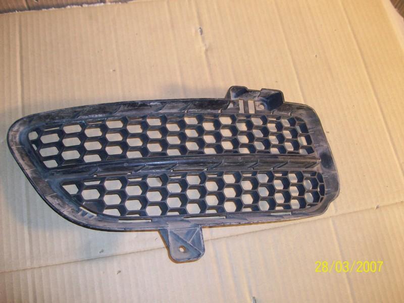 Решетка бампера переднего Volkswagen Touareg (2002-2010) 2006 правая