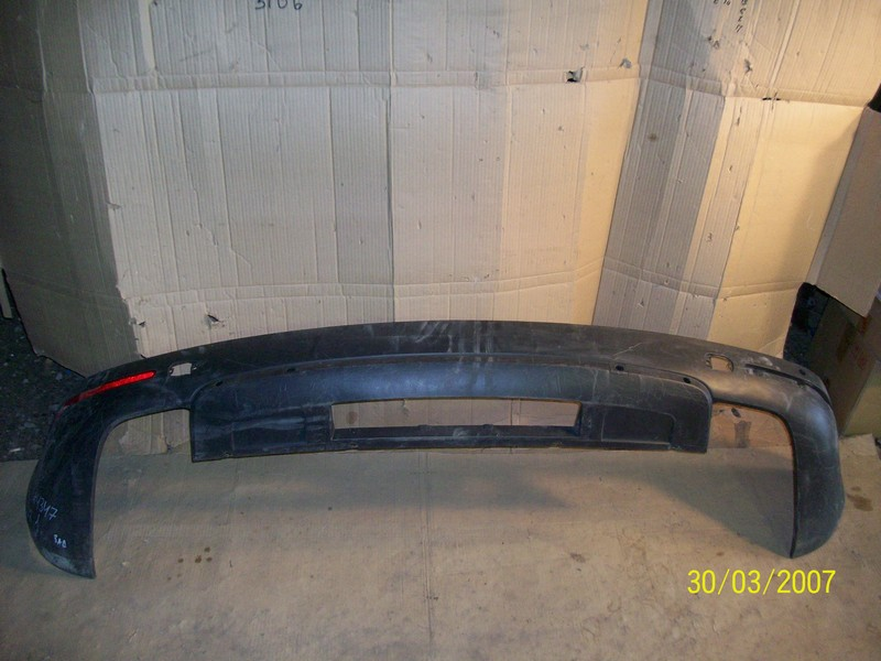 Бампер задний Volkswagen Touareg (2002-2010) нижний