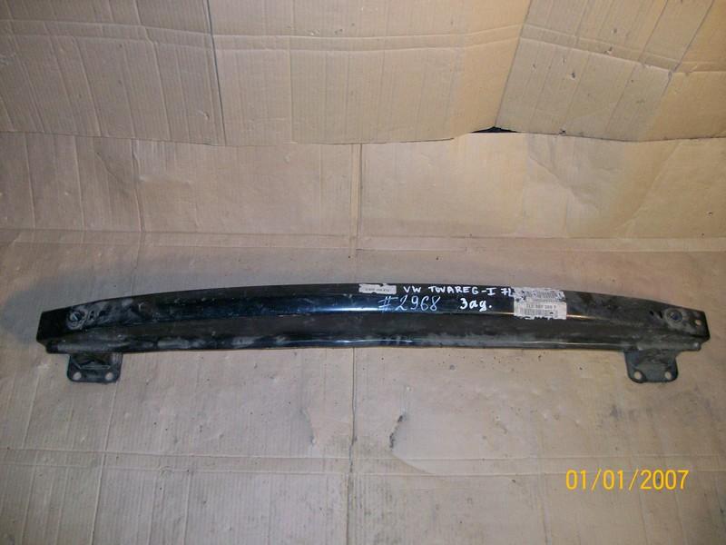 Усилитель бампера заднего Volkswagen Touareg (2002-2010)