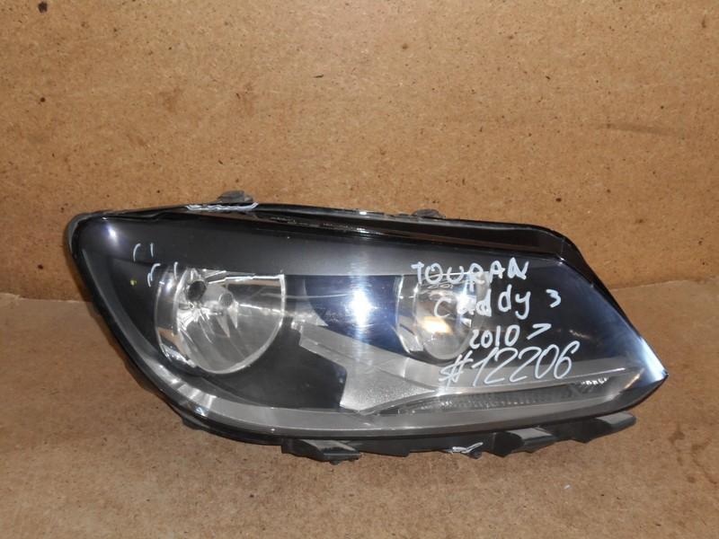 Фара правая Volkswagen Touran (2003-2015) 2010