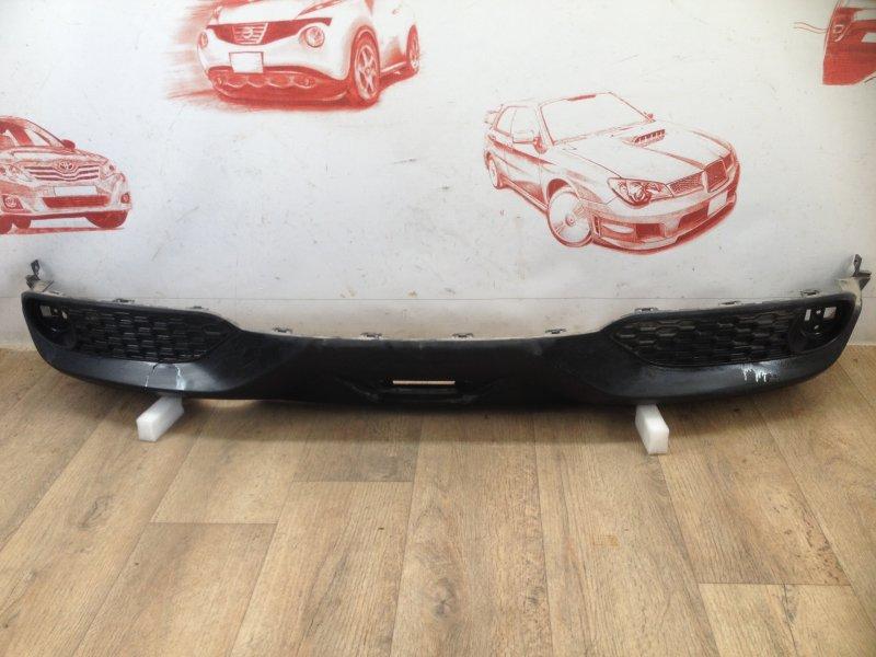 Бампер задний Nissan Juke (2011-2020) 2014 нижний