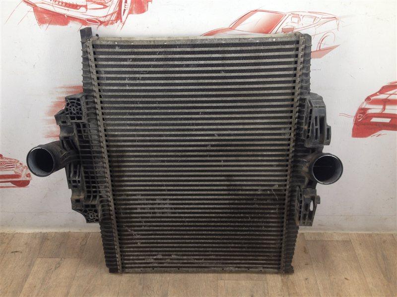 Интеркулер - радиатор промежуточного охлаждения воздуха Mercedes Truck (Грузовые И