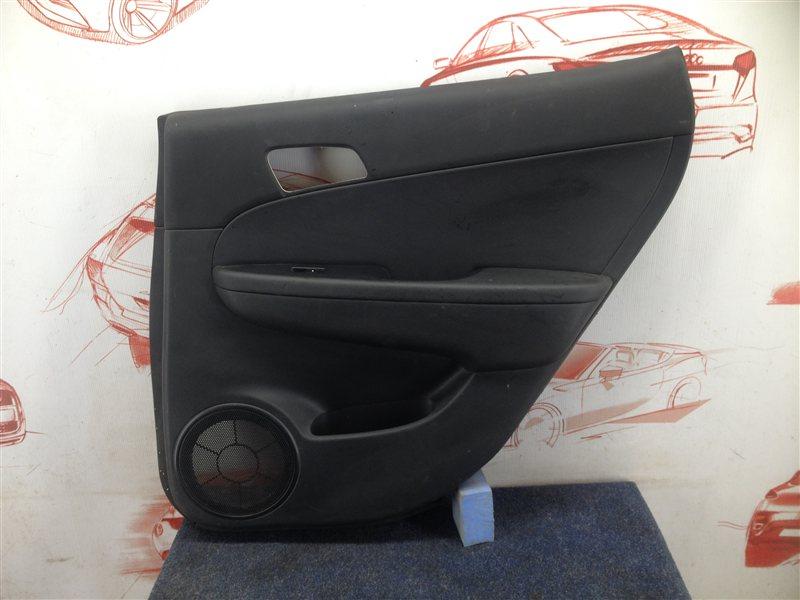 Обшивка двери задней правой Hyundai I30 (2007-2012)