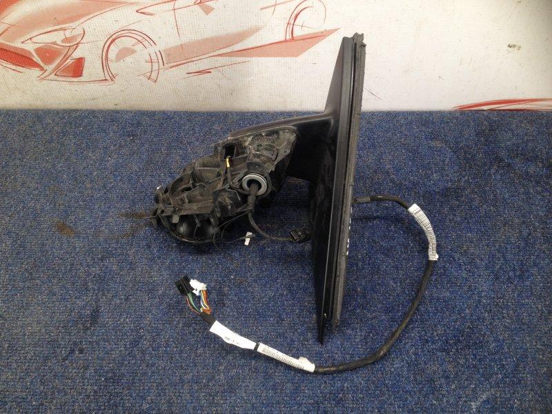 Зеркало левое - кронштейн (поворотный механизм) Mercedes Gle Coupe (W292) 2014-Н.в.