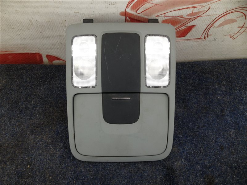 Электрика - плафон освещения салона / подсветка Kia Mohave (2008-Н.в.) 2008 передняя