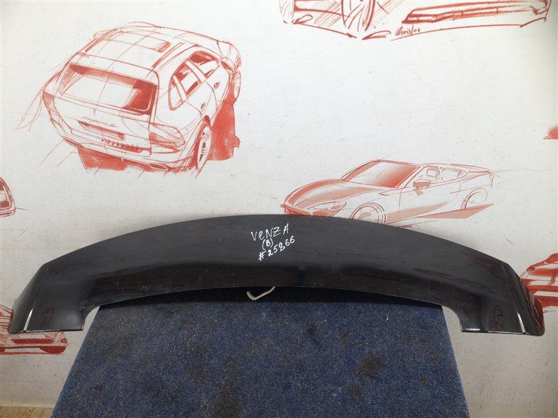 Спойлер-антикрыло двери/крышки багажника Toyota Venza (2013-2016)