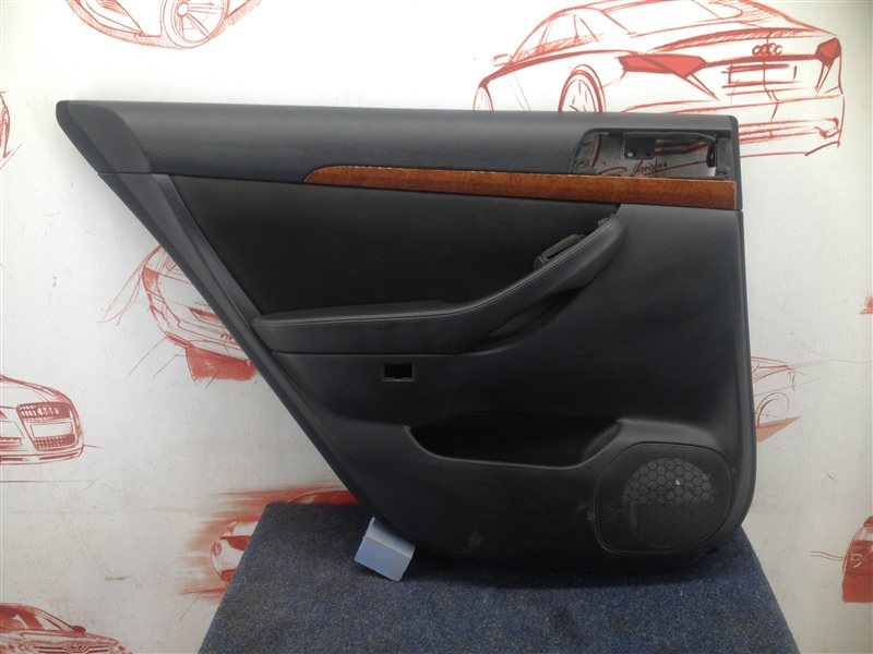 Обшивка двери задней левой Toyota Avensis (T25_) 2003-2009 1ZZ-FE (1800CC) 2006