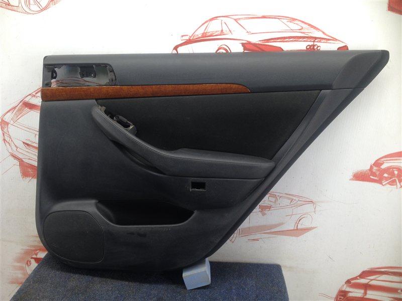 Обшивка двери задней правой Toyota Avensis (T25_) 2003-2009 1ZZ-FE (1800CC) 2006