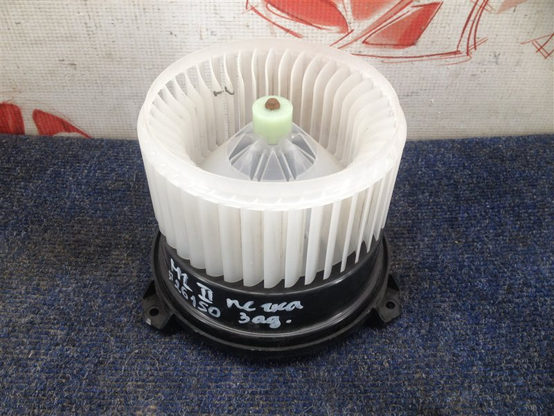 Вентилятор печки (климата) салона Toyota Highlander (Xu40) 2010-2013 задний