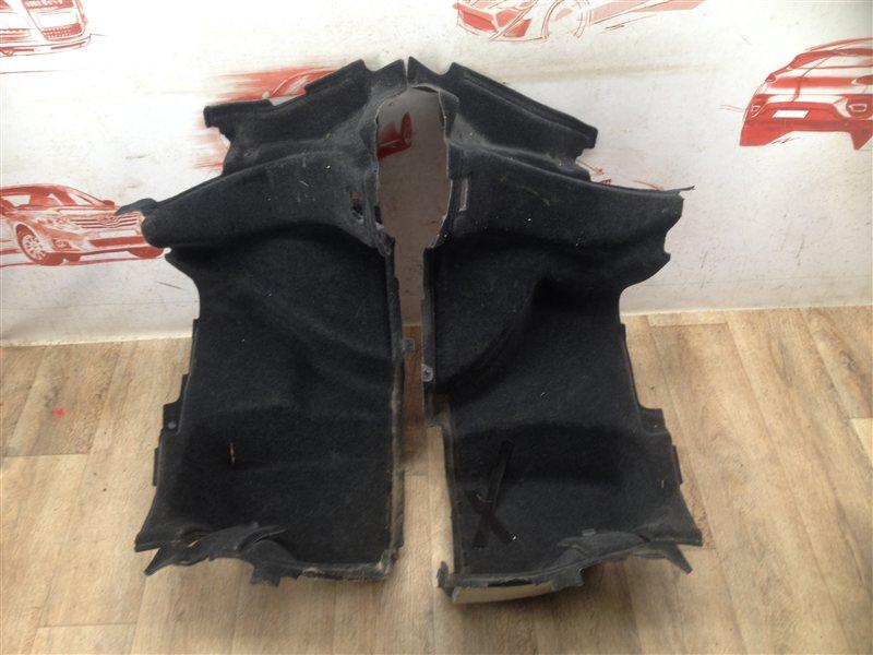 Обшивка багажника - боковая обивка Toyota Avensis (T25_) 2003-2009 1ZZ-FE (1800CC) 2006 задняя правая